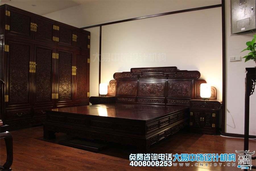 大易中饰红木家具展厅