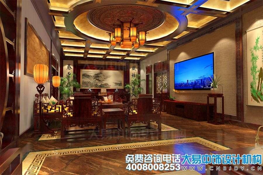北京个人收藏品会馆效果图及案例