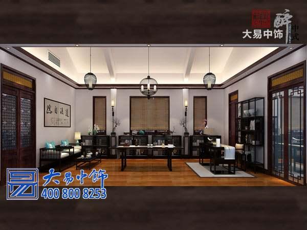 苏州桃花源禅修别墅中式设计装修 避世之处时人未知