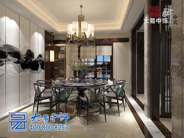 新中式别墅设计装修 黑白灰诠释极简主义