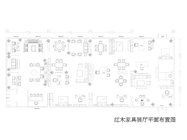 汝州红木典藏馆中式设计 尽显汝瓷之都的艺术底蕴