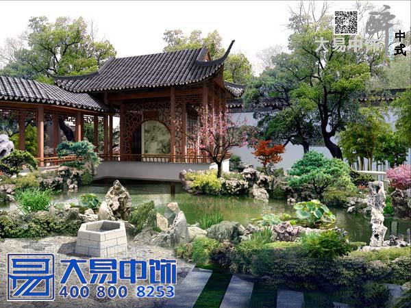 上海苏式园林中式设计装修 十里洋场的避世之所
