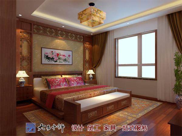 新中式设计古典家装 原木格调营造的自然生活