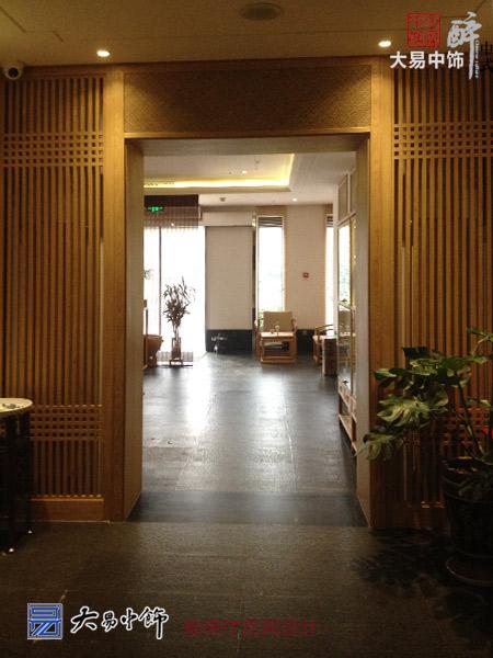 北京建国门瑜伽会馆硬装俊工案例