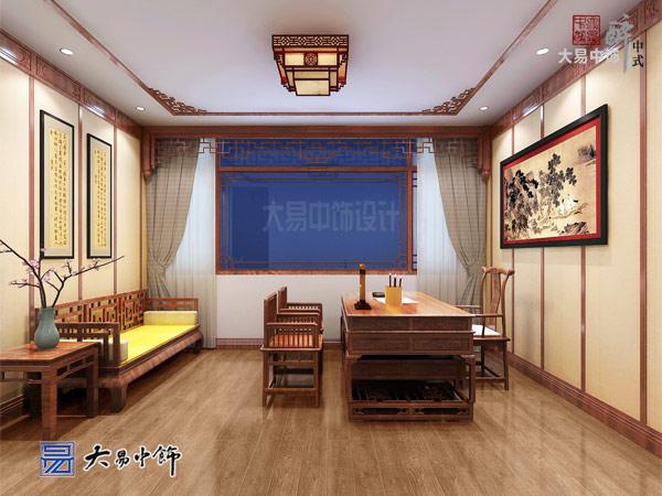 国医馆知药堂装修设计 渲染的传统中医文化
