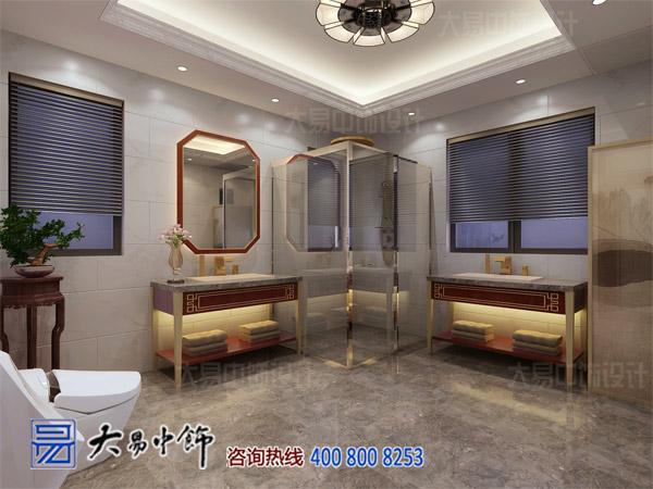 家庭中式住宅装修设计 全屋红木家具定制装饰