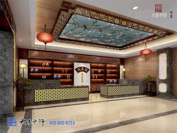 餐饮机构中式装修设计 主题式包厢满足不同需求