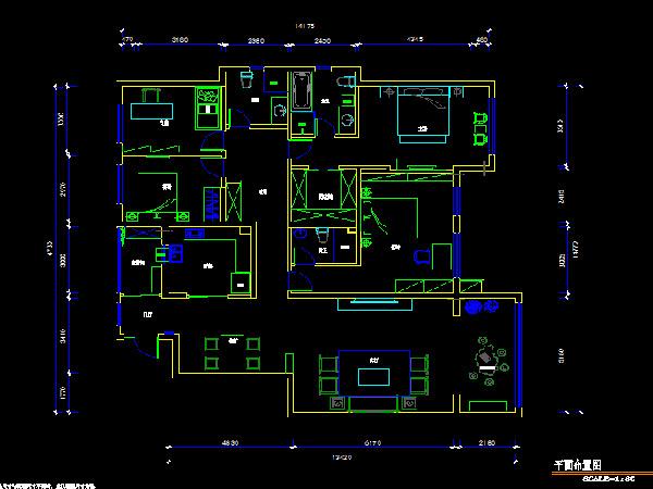 新中式风格住宅装饰设计 让我生活更加绚丽多彩
