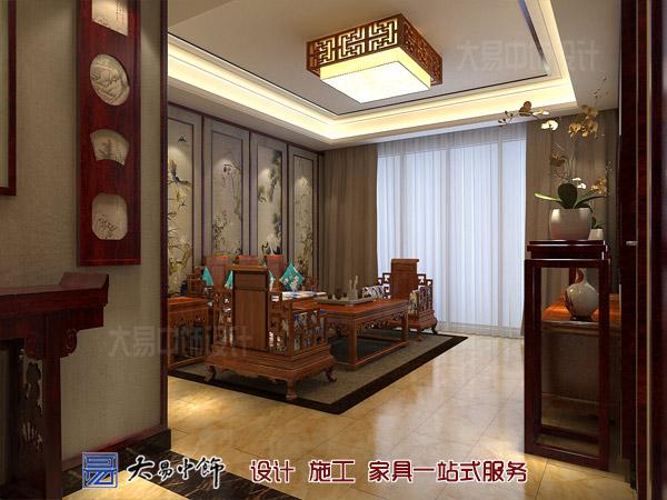 室内中式装修设计有哪些技巧和注意事项