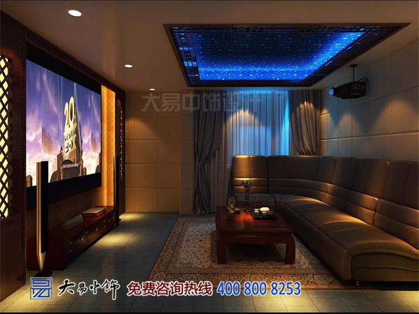 电视墙该如何中式装修才能够显得更加好看呢?