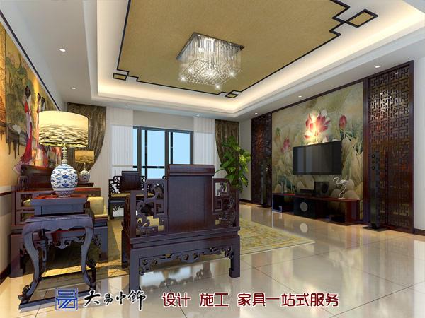 北京家庭中式裝修公司哪家好?