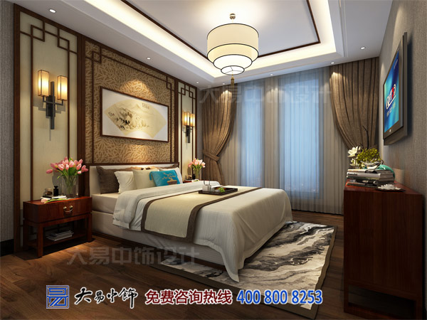 山东住宅简约中式设计 精心勾勒的完美生活