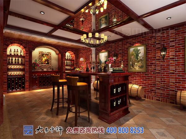 如何完美的中式设计出四合院大宅酒窑呢?