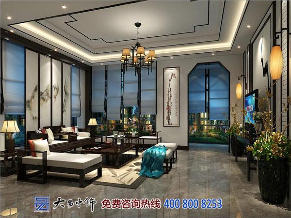 中式设计四合院大宅装修应该选择哪个季节?