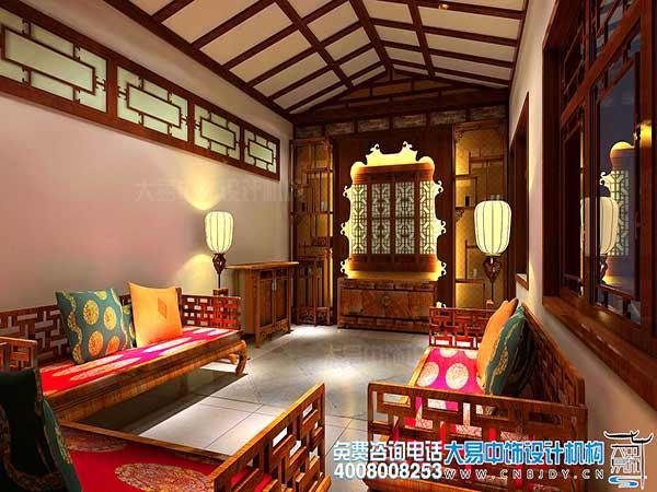 六小点卧室中式风格装修风水的基础知识