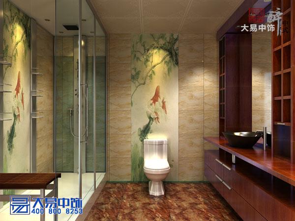 洗手间如何中式风格装修才会显得更方便呢?